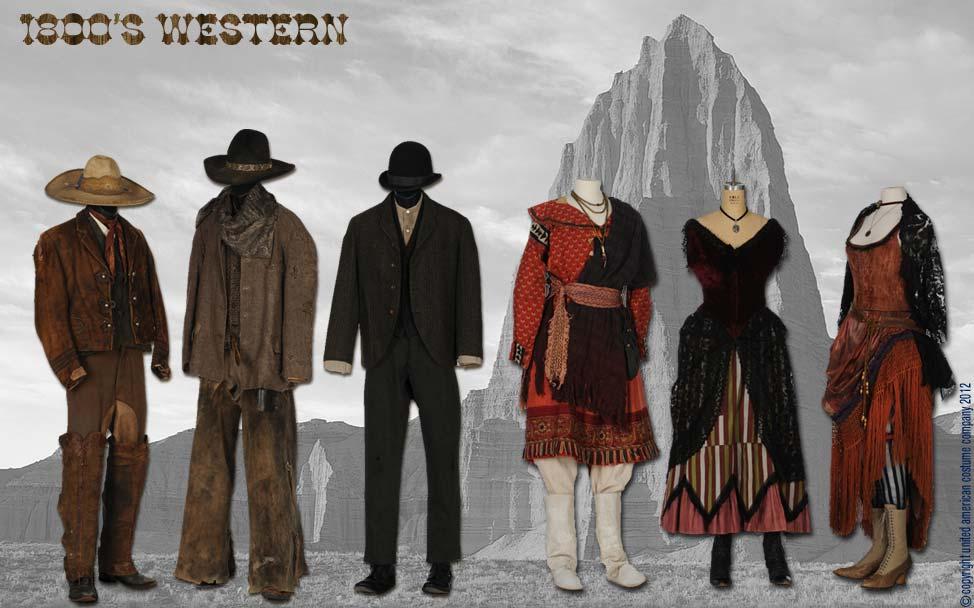 Movie Industry Vintage Costume Rentals United American