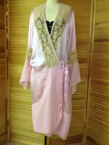 Dressing Gown 1920s