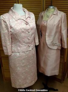 1960's Dress Suits