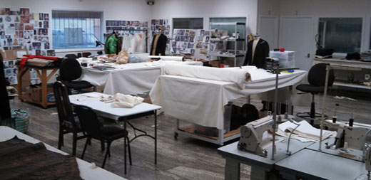 United American Costume Production Space